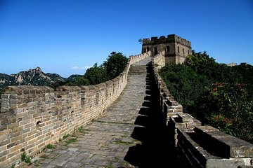 Private Beijing Day Tour: Mutianyu Great Wall And Cloisonné Factory