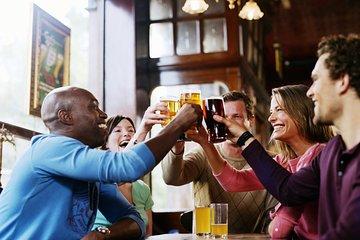 Historic Boston Taverns Tour with 2 Drinks & Round-Trip Ferry