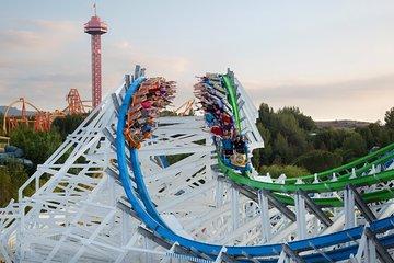 Skip the Line Six Flags Magic Mountain Ticket