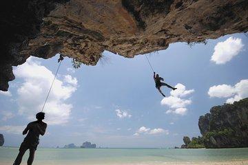 Felskletterkurs am Railay Beach ab Krabi