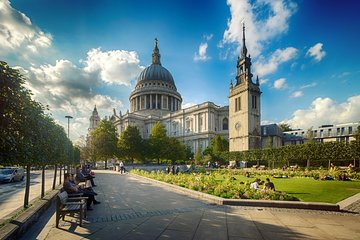 St Paul's Cathedral Admission Ticket