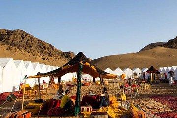 Tour du désert de Zagora sur 2 jours...