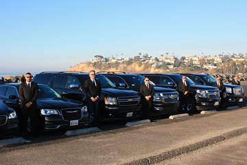 Private One-Way Airport SUV Transfer and to LAX