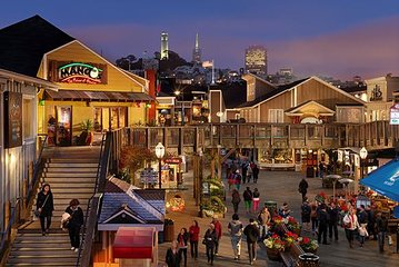 San Francisco Fisherman's Wharf Pass