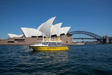 Sydney to Birkenhead Point Shopping Outlet Round-Trip Ferry Tickets