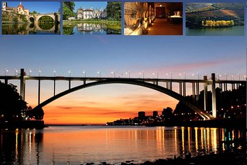CHARM DOURO small group, Valley & Wineries by LuxVan, River Mouth Sunset by Boat