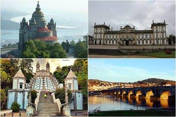 Minho Tour small group, Braga, Ponte de Lima, Viana, Vinho Verde Winery & Lunch