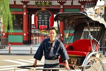 Tokyo Asakusa Rickshaw Tour