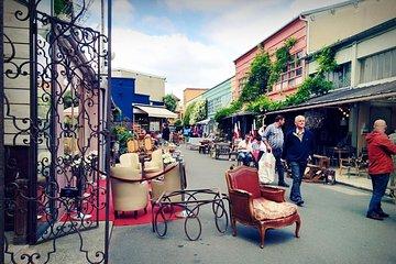 Paris Private and Customized Vintage Shopping Tour at Saint-Ouen Flea Market