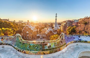 Skip the Line: Park Guell Admission Ticket