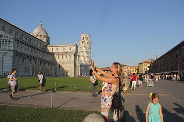 Tower of Pisa and Square of Miracles Family Tour