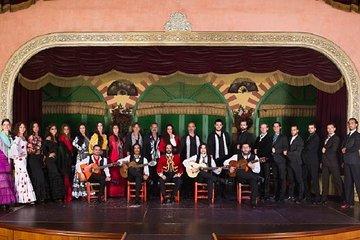 Flamenco Show at El Palacio Andaluz Admission Ticket