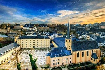 Excursão guiada pelo Luxemburgo a...