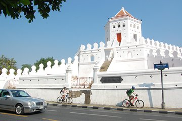 Bike Bangkok Historic Communities