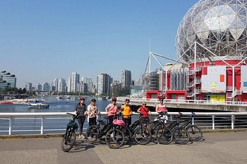 City Sights E-Bike Adventure Tour - Guided