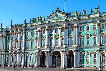 Small-Group St Petersburg Hermitage Museum Tour with Skip-the-Line Entry