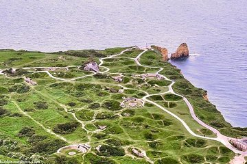 Guided Private Tour of Normandy D-Day Beaches and Battlefields from Paris