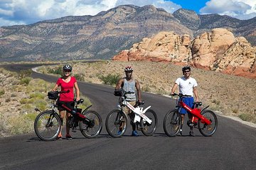 Red Rock Canyon Electric Bike Tour Tickets