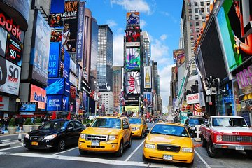 NYC Private Tour with Local Guide by SUV or Van
