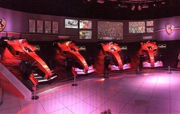 Private Tour of Ferrari Museum in Maranello with Transfer from Bologna