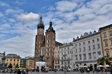 Krakow Old Town Guided Walking Tour Tickets