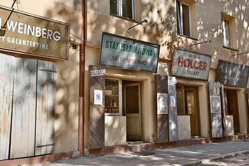 Krakow Jewish Quarter Guided Walking Tour Tickets