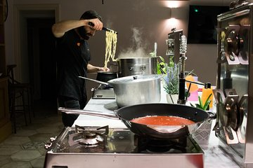 Pasta Making and Tiramisù Cooking Class