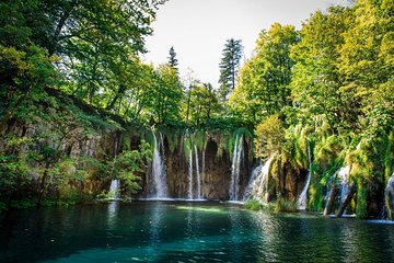 Split to Zagreb Group Transfer with Plitvice Lakes Tour Entrance ticket included