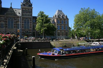 Rijksmuseum and Canal Cruise Combi Ticket