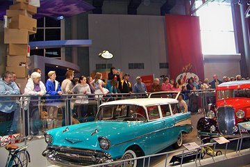 Skip the Line America on Wheels Museum Ticket