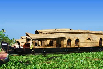 Private Kerala Backwater Houseboat Day Cruise with Lunch from Cochin