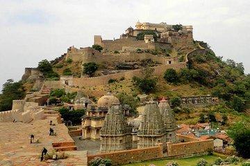Excursão Privada de Dia de Kumbhalgarh...