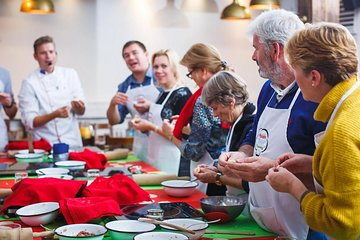 Traditional Polish Cooking Class in Warsaw