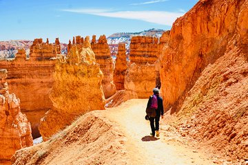 Zion and Bryce Canyon National Parks Small Group Tour from Las Vegas