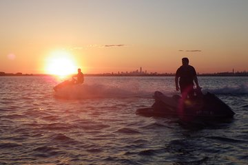 New York Sunset and Wildlife Jet Ski Tour