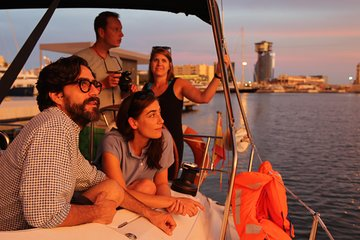 Unique Sunset Sailing Experience in Barcelona