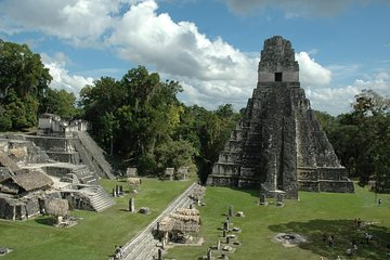 Private Tikal Mayan City Tour with Lunch