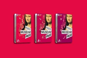 Paris Museum Pass and Eiffel Tower Skip-the-Line Entrance