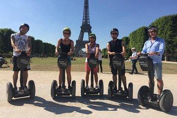 Segway Eiffel Tour Paris