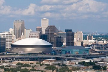 Three Hour City Tour of New Orleans