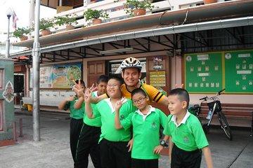 Small-Group Bike Tour of Bangkok Tickets