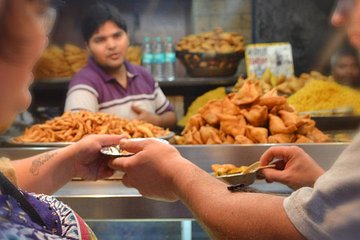 3-Hour Food Walking Tour in Old Delhi Tickets