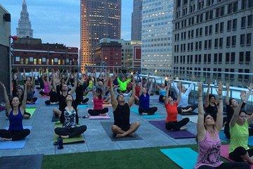 Nyc Rooftop Yoga 2020 New York City