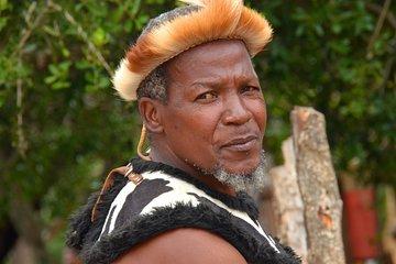 Shakaland Zulu Village & Dlinza Forest Private Day Tour from Durban