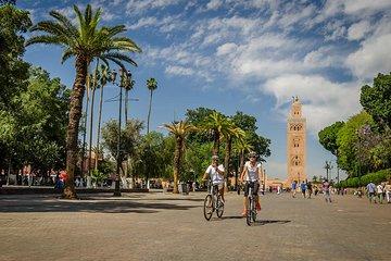 Marrakech City Bike Tour