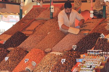 4-Hour Marrakech Food Tour by Bike