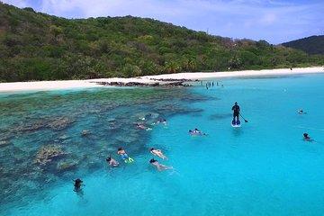 Full-Day Culebra and Flamenco Beach Snorkeling from San Juan