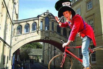 プライベートオックスフォード自転車ツアー