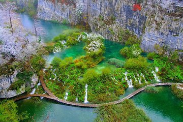Plitvice Lakes Small Group Tour from Split or Trogir