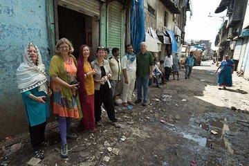 Walking Tour of Famous Dharavi Slum